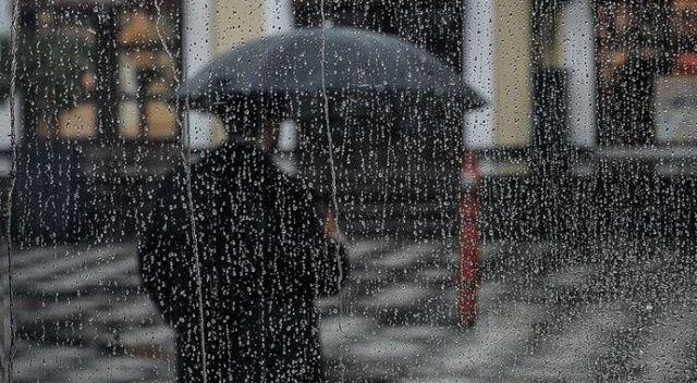 Meteorolojiden sağanak uyarısı (4 Mayıs 2021 hava durumu)