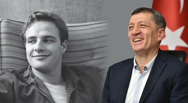 Milli Eğitim Bakanı Ziya Selçuk'tan Oscar'lık performans