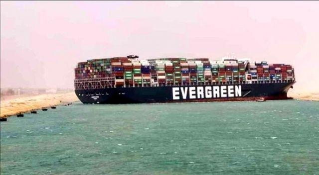 Mısır mahkemesi, Ever Given gemisinin alıkonulma kararının iptali talebini reddetti