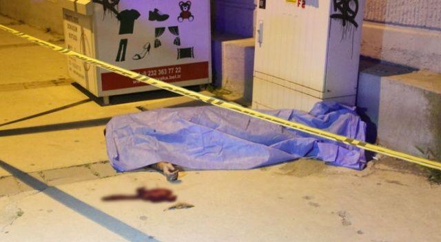 Mola sırasında dışarı çıktı, arkadaşları cesedini buldu