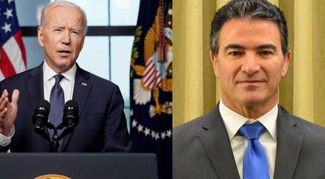 MOSSAD Başkanı Cohen ile Joe Biden görüştü