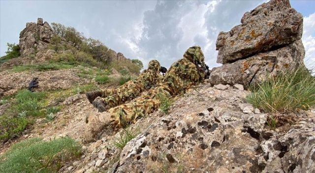 MSB, Metina ve Avaşin-Basyan bölgelerinde süren operasyonlardan fotoğraf paylaştı