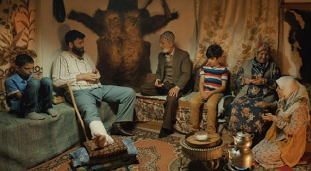 Murat Çeri'nin  ilk filmine  ABD'den ödül