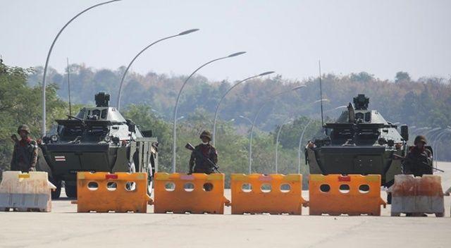 Myanmar askeri yönetimi, uluslararası kanallara erişim sağlayan uydu alıcılarını yasakladı