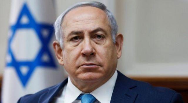Netanyahu: İsrail büyük bir güçle karşılık verecek