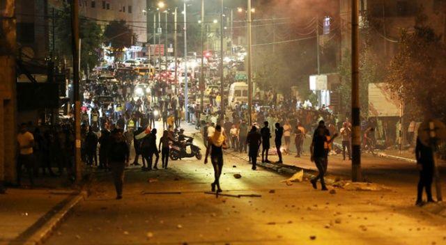 Netanyahu Lod şehrinde OHAL ilan etti