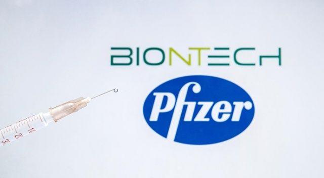 Pfizer/BioNTech ile aşılananların koronavirüse yakalanma ihtimali aşılanmayanlara göre 18 kat az