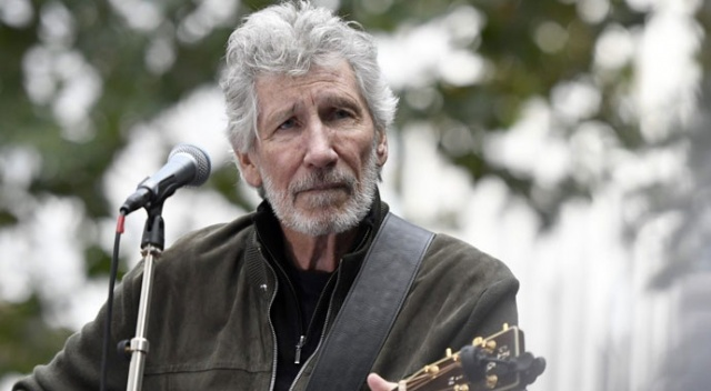 Pink Floyd'un solisti Waters'tan Doğu Kudüs tepkisi