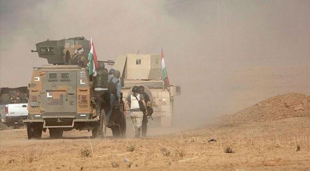 PKK, Erbil'de Peşmerge'ye saldırdı