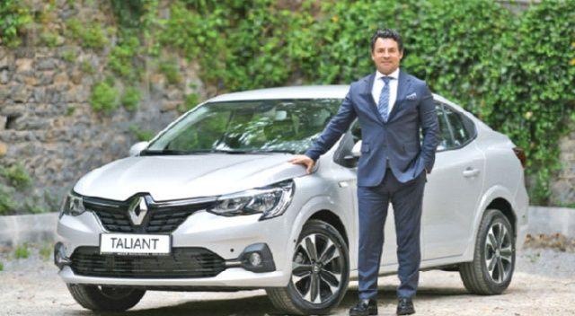 Renault Taliant yüzünü İlk kez Türkiye'de gösterdi