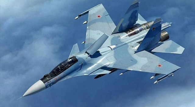 Rus avcı uçağı, Fransız uçaklarını Karadeniz'de engelledi