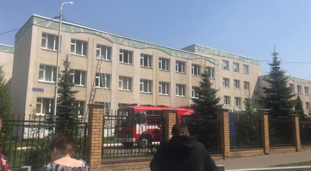 Rusya'da okula silahlı saldırı: 8 kişi hayatını kaybetti