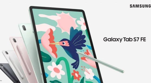 Samsung'dan iki yeni tablet