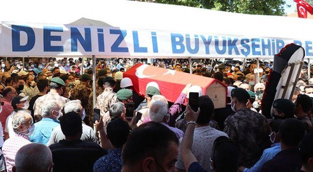 Şehit özel harekat polisi Veli Kabalay, son yolculuğuna uğurlandı