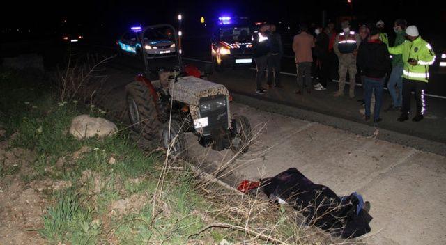 Sivas'ta traktör faciası: 2 ölü