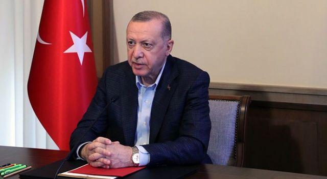 Son dakika.. Cumhurbaşkanı Erdoğan'dan 'kontrollü normalleşme' açıklaması