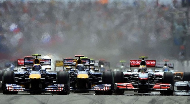 Son dakika.. Formula 1 Türkiye GP'si iptal edildi