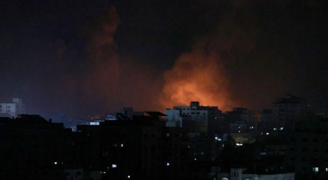 İsrail saldırılarını sürdürüyor: Şehit sayısı 197'ye yükseldi