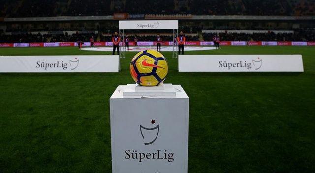 Süper Lig'de son haftanın maç saatleri değiştirildi