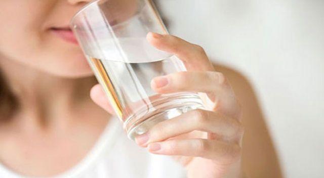 Suyla oruç  tutmak vücudun dengesini bozar