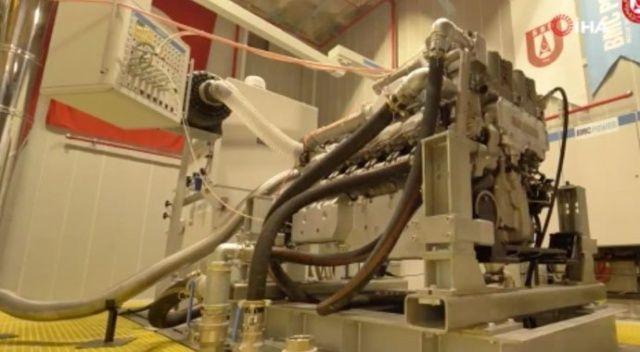 Tank motoru Batu ateşlendi: 1500 beygir güç üretiyor