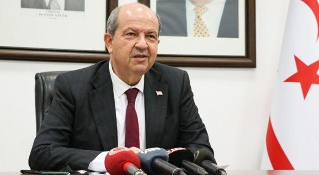 Tatar: AB'nin Kıbrıs konusunda izlediği yanlı tutum endişe verici