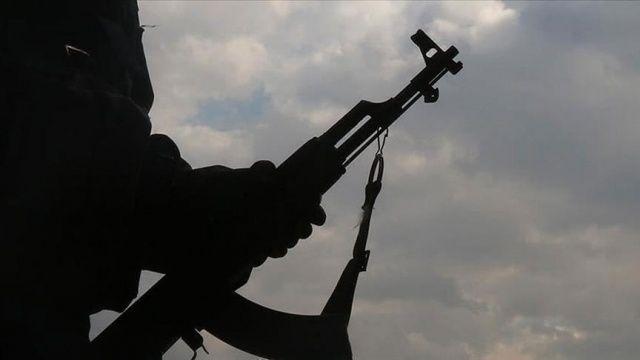 Terör örgütü PKK Erbil'de Peşmerge güçlerine saldırdı
