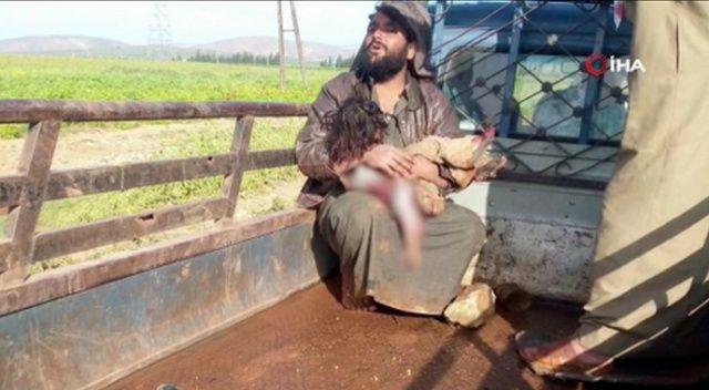 Terör örgütü PKK/YPG Afrin'de sivilleri hedef aldı