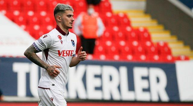 TFF, Trabzonsporlu Berat Özdemir'in iki maçlık cezasını onadı