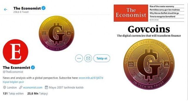 The Economist'ten dikkat çeken kapak