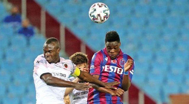 Trabzonspor uğurladı
