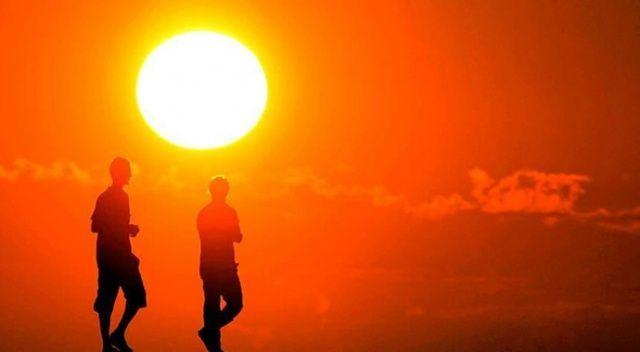 Türkiye çöl sıcaklarının etkisi altına girdi
