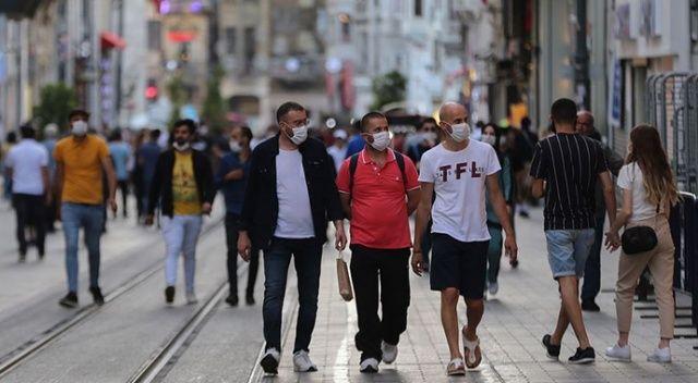 Türkiye'de Covid-19'dan bugün 347 kişi hayatını kaybetti