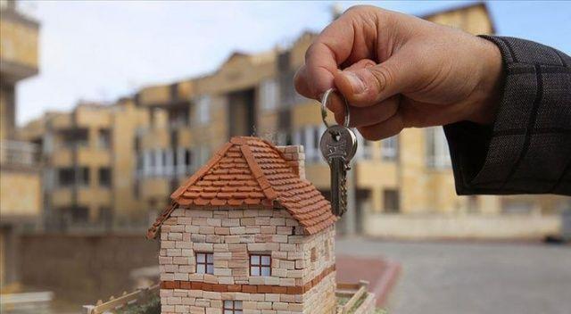 Türkiye genelinde dört ayda 851 bin gayrimenkul satıldı