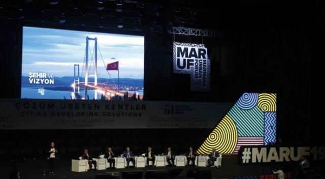 UN-Habitat, Marmara Urban Forum'un ana partneri oldu
