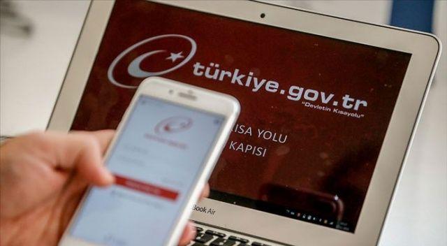 Üniversite öğrencileri 'transkript belgelerini' e-Devlet Kapısı'ndan alabilecekler
