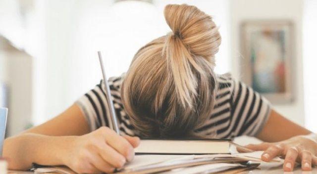 Uzmanlardan öğrencilere sınav öncesi önemli tavsiye
