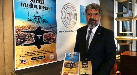 'İstanbul depremi' için film projesi