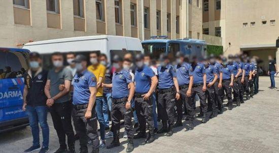 16 ilde yasa dışı bahis operasyonu: 68 gözaltı