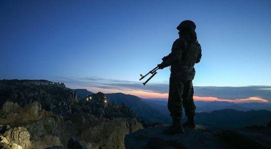 2021'de 181 operasyonda 1162 terörist öldürüldü
