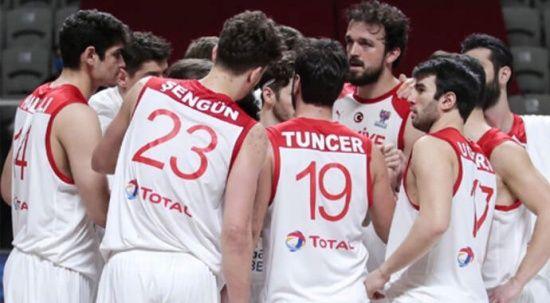 A Milli Basketbol Takımımızın aday kadrosu açıklandı