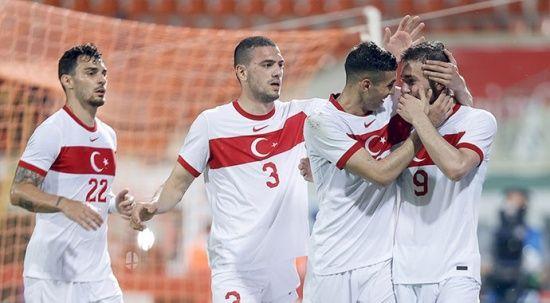 A Milli Takım, EURO 2020 hazırlık maçlarına galibiyetle başladı
