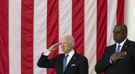 ABD Başkanı Biden: Demokrasimiz tehlikede