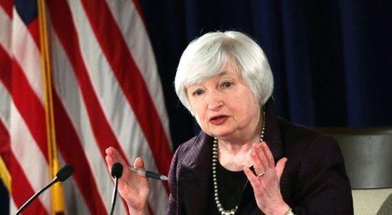 ABD Hazine Bakanı: Faiz oranlarının biraz artması gerekebilir