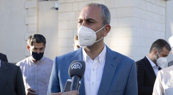 Adalet Bakanı Gül: Küresel bir adaletsizlik ve zulüm var