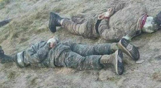 Azerbaycan 6 Ermeni asker esir aldı