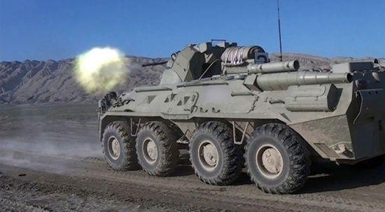 Azerbaycan ordusundan 15 bin askerle tatbikat