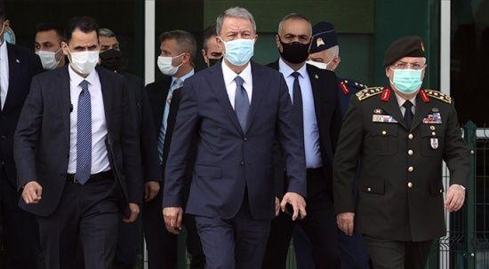 Bakan Akar, Genelkurmay Başkanı Org. Güler ile Trablus'a gitt
