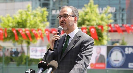 Bakan duyurdu: 2022 Ampute Futbol Dünya Şampiyonası Türkiye'de oynanacak