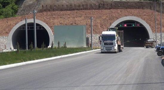 Bartın'da açılacak olan dev tüneller ulaşımı rahatlatacak